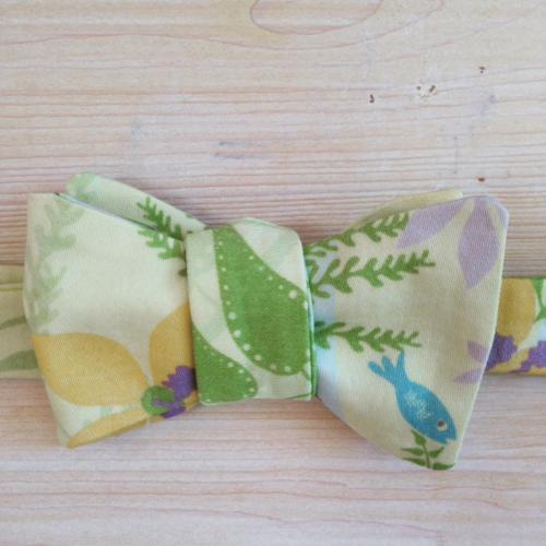 Patternmuse bow tie